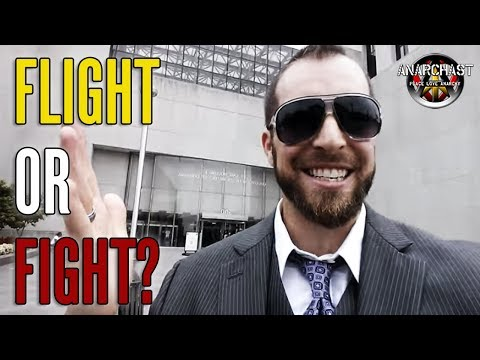 Adam Kokesh Announces Candidacy For Not President And Is Immediately Kidnapped By The State