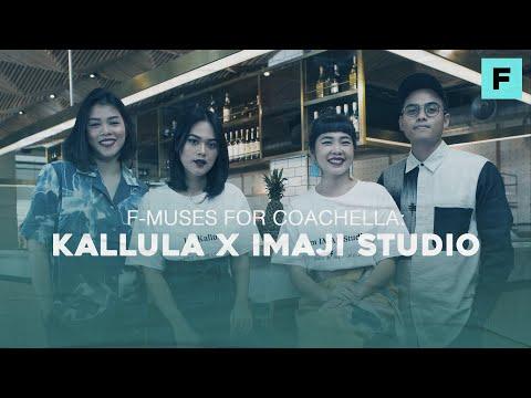 FMuses for Coachella: Kallula x Imaji Studio