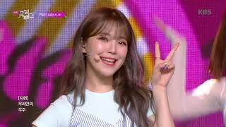 FUN! - 프로미스나인(fromis_9) [뮤직뱅크 Music Bank] 20190628