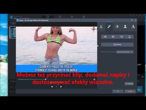 Poradnik wideo korzystania z Konwerter Wideo Apowersoft