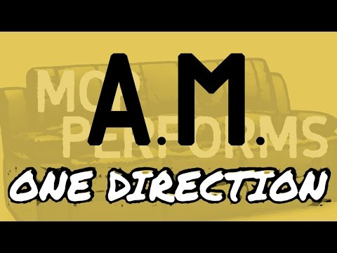 A.M. - One Direction [cover by Molotov Cocktail Piano]
