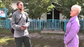Благовестие в посёлке Кадниково. 14.09.2010