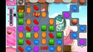 Candy Crush Saga Level 1622 (No booster, 3 Stars)
