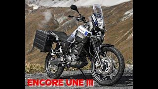 Encore une nouvelle moto !!! Yamaha 660 XTZ Ténéré