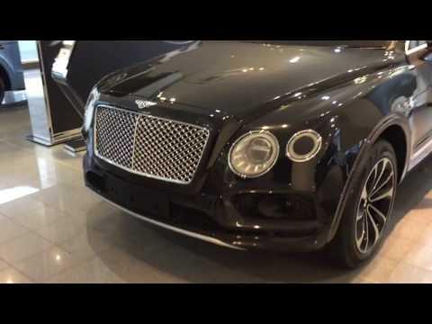 2017 Bentley Bentayga W12 - Exterior Walkaround