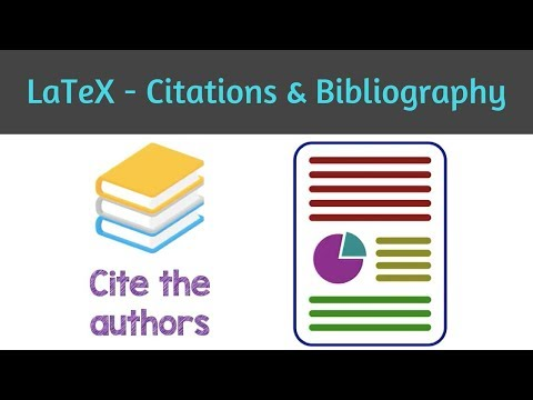 How To Cite In LaTeX   Inserting Bibliography In The Document   Share Latex   Learn LaTeX 10