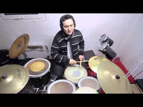 Dirty loops - Just dance (Lady Gaga) drum cover (Simeon Popov)