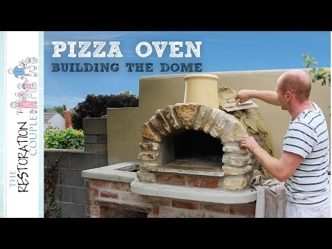 Garden & Patio Energetic Brick Outdoor Wood Fired Pizza Oven 100cm Terracotta Supreme Model Chimney Mount Barbecuing & Outdoor Heating