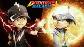 BoBoiBoy Halilintar & BoBoiBoy Solar || Versi Lagu Dance Monkey - Tones And I