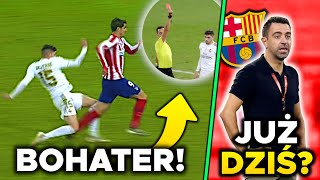 BOHATER FINAŁU! Fede Valverde uratował Real Madryt! Xavi nowym trenerem FC Barcelony? | LANDRI