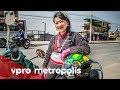 Dikshya Shrestha, a girl stunt bike rider in Nepal
