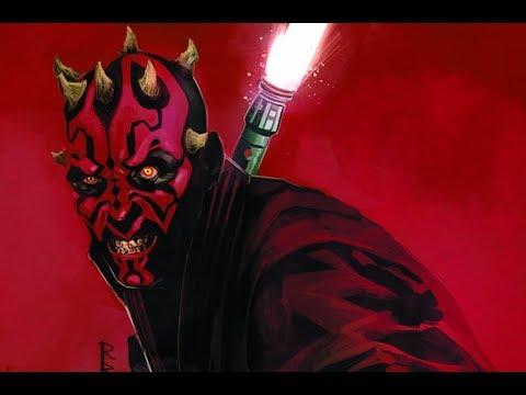 Star Wars Lore - Darth Maul, il figlio di Dathomir (CANON)