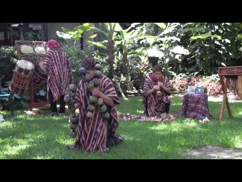 Traditional Mayan Music of Guatemala with Musica Maya AJ