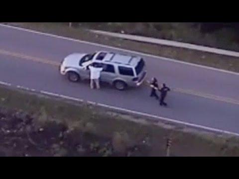 Dashcam video shows police shooting unarmed man