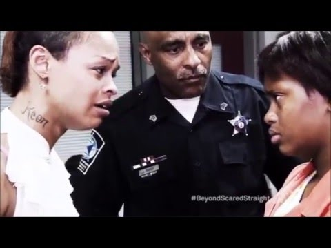 She Hopes Her Mom To Die - Beyond Scared Straight