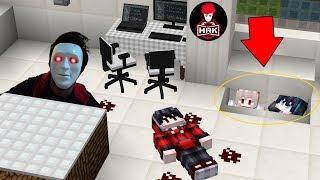 ซ่อนแอบเนียน!! เพื่อหนีจาก พี่เอกHRK สุดโหด?? (Minecraft ซ่อนแอบ)