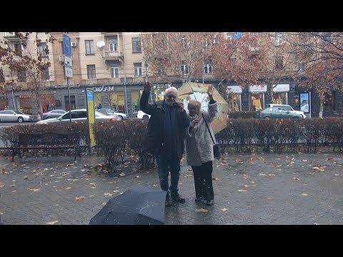 Yerevan, 18.02.18, Su, Video-2, (на рус.), ул.Московян, (ч.2).