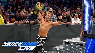 Drake Maverick wins the 24/7 Championship from Elias: SmackDown LIVE, Aug. 27, 2019
