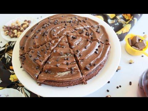 Sokaladli tort. Keks. Cikolatali pasta. Chocolate cake.