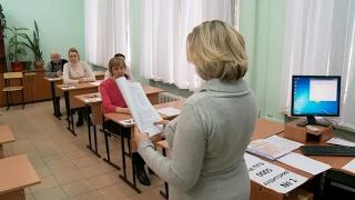 Калининградские родители попробовали сдать ЕГЭ