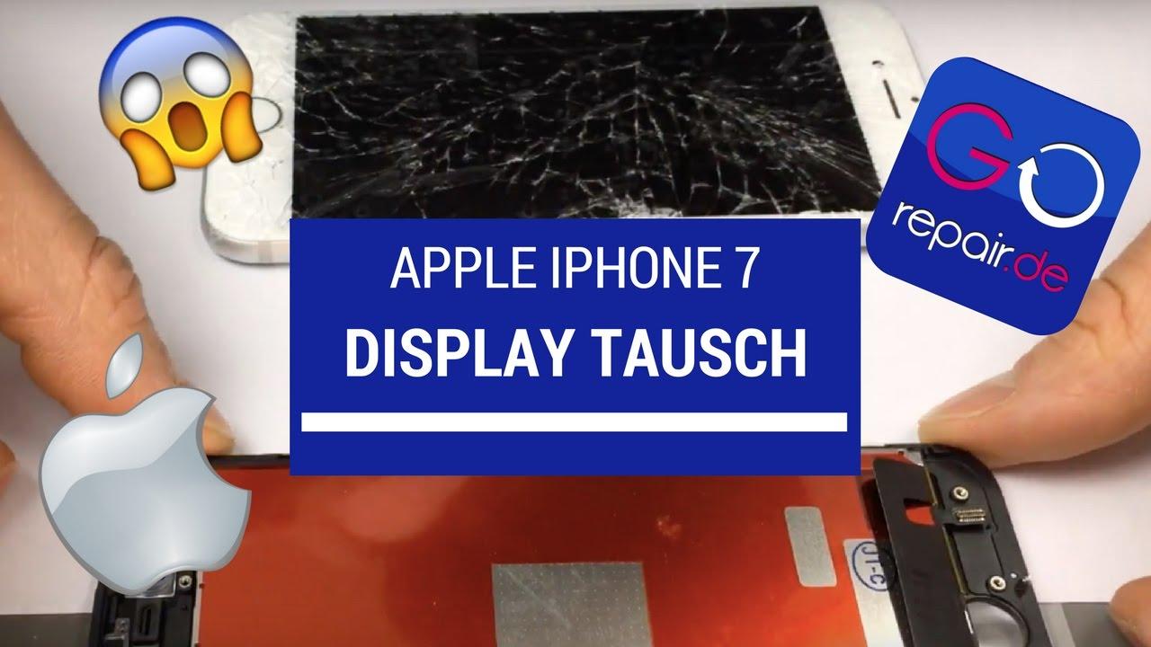 iphone 7 display tauschen preis