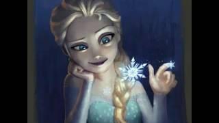 Эльза клип из картинок
