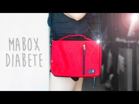 MABOX-DIABETE⎜Transporter son matériel en vacances !