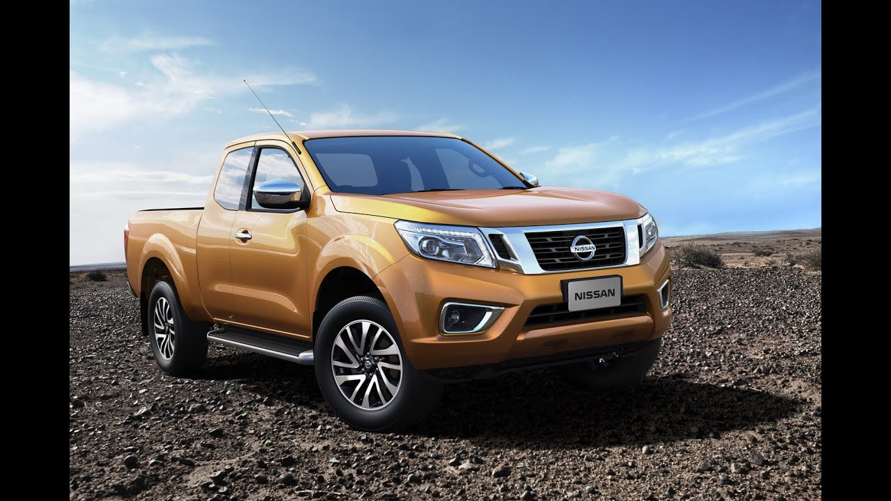 New 2015 Nissan NP 300 Pickup - YouTube