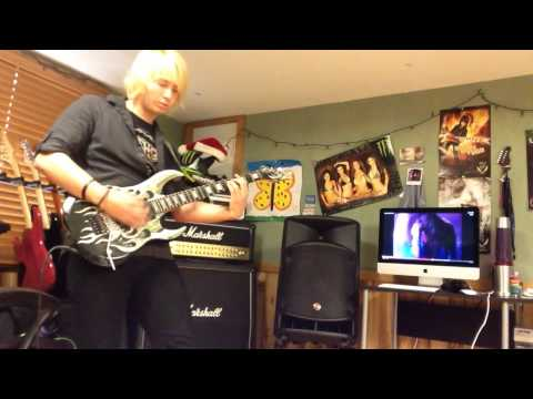 Can't stop me lovin' you - steelheart cover