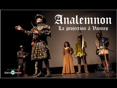 Analemnon | Projection au Palais des Arts de Vannes