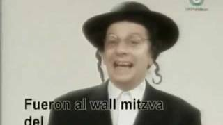 Peter Capusotto - Kosher Waters - The Wall Mitzva