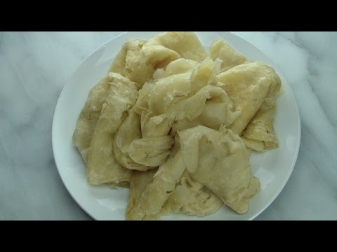 Guyanese Roti: Learn how to make roti step by step