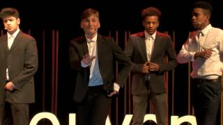 Utopian Lyrics | BURn | TEDxLeuven
