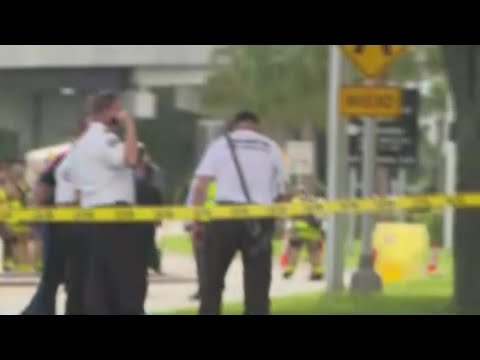 Tampa International Airport post office evacuated after a