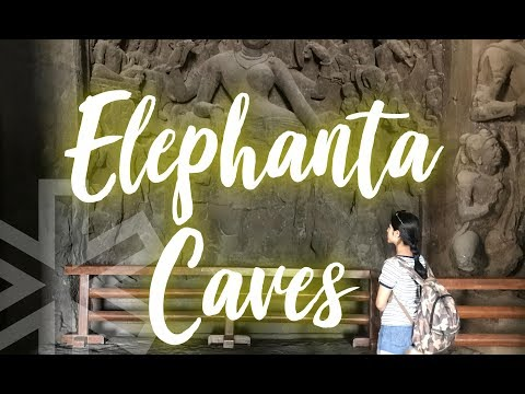 ELEPHANTA CAVES- World Heritage Site in INDIA