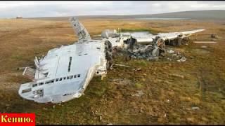Трое россиян погибли на борту Boeing-737, разбившегося в Эфиопии