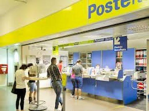 Cerca uffici postali, CAP, prodotti, servizi e spedizioni