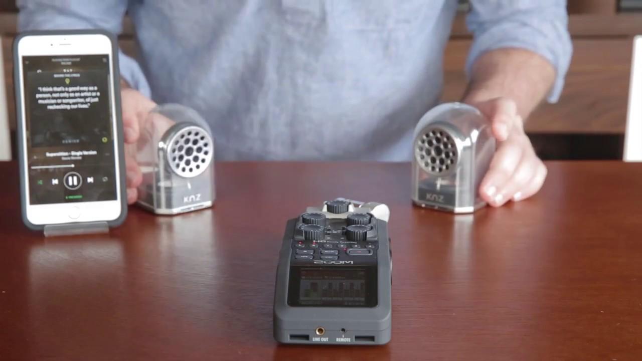 GoDuo Speakers - sound demo