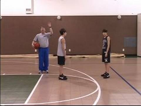 Shooting Guard in Youth Basketball : Youth Basketball Shooting Guard: Following Shots
