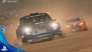 Tráiler Gran Turismo Sport | PSX16
