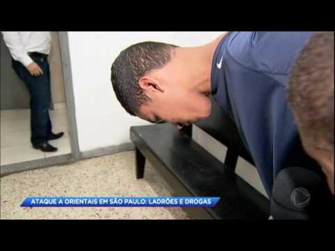 Criminosos são presos por assaltarem apartamentos de orientais