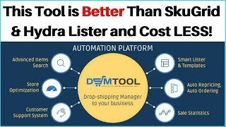 BEST eBay Dropshipping Tool for Bulk Listing, Repricing & Automation