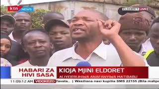 Kioja Eldoret: Mwanafunzi adaiwa kushambuliwa huko Eldoret