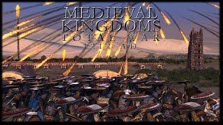 SIEGE OF ZAFAR!  Medieval Kingdoms Total War 1212 AD (Total War Attila Mod)