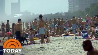 Florida To Close Beaches After Young People Ignore Social Distancing Orders | TODAY
