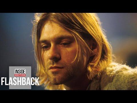 AJ - Courtney Love Says Kurt Cobain Was Hung