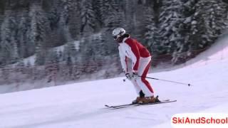 ★Карвинг Лыжи★ Урок 4 Привыкание к горным лыжам(Карвинг Лыжи☆ Урок 4 Привыкание к горным лыжам., 2015-11-16T00:11:02.000Z)