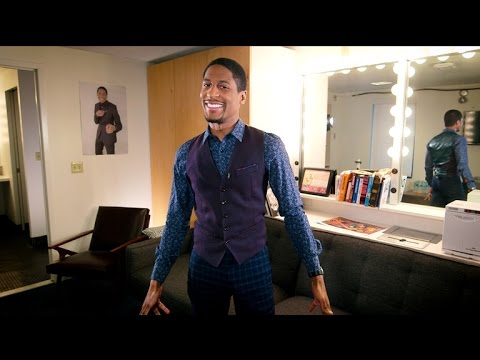 Jon Batiste Teaches You How To Fashion