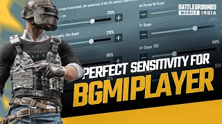 A SENSITIVITY EVERY BGMI PLAYER SHOULD USE | WANT A PERFECT SENSI?? | WATCH TILL THE END