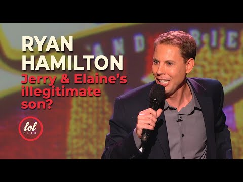Ryan Hamilton • Jerry & Elaine's illegitimate Son | LOLflix - YouTube